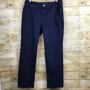 Chico's Jeans So Slimming, stretch, size 3R